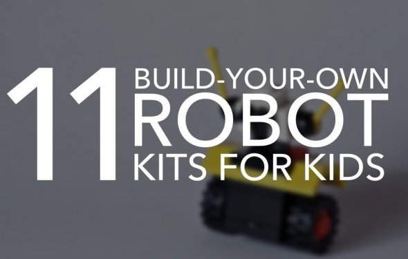 11 of the Best Build-Your-Own Robot Kits For Kids