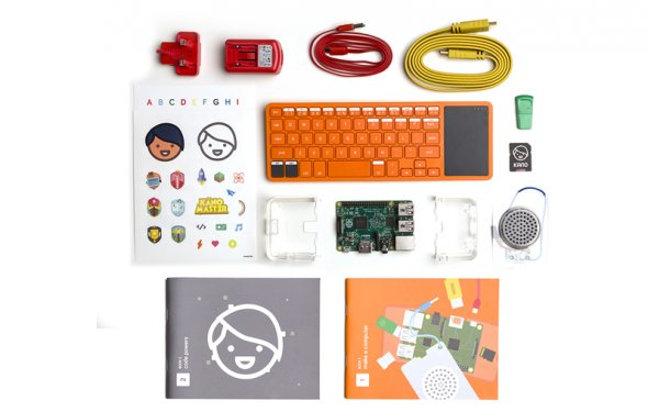A DIY Computer Kit Kids Can Build from the Motherboard Up - PSFK