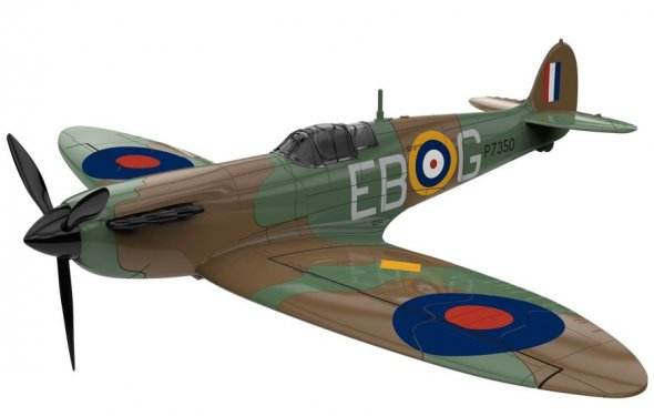 Airfix Quick Build Kits - Goes Together Just Like Lego