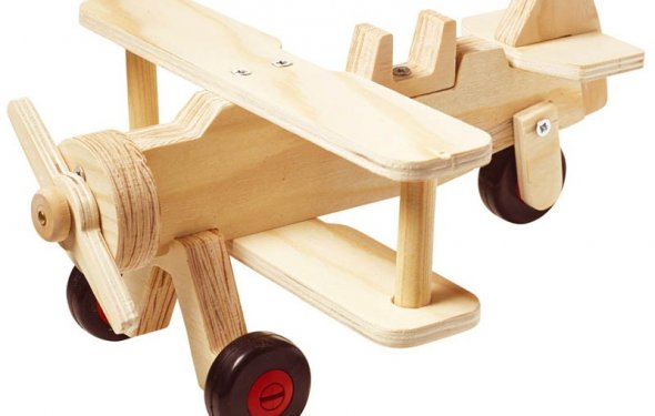 Airplane Building Kit by Red Toolbox - Buy Now