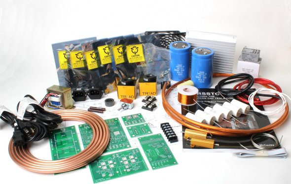 Build Your Own Tesla Coil Kit - Amazing Tesla