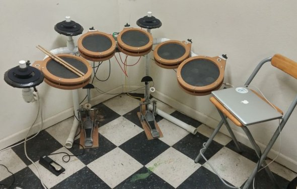 Diy Drum Pad Arduino : Diy.biji.us