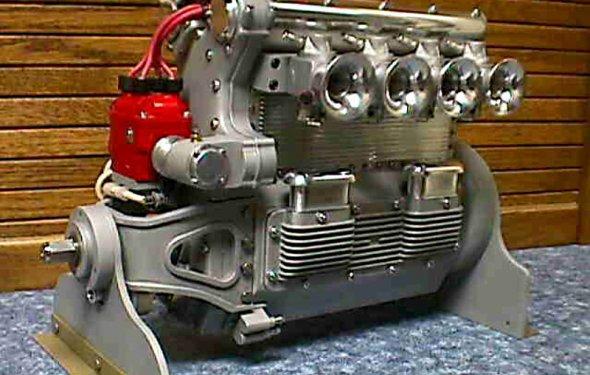 Model Engineers—Internal Combustion Engines
