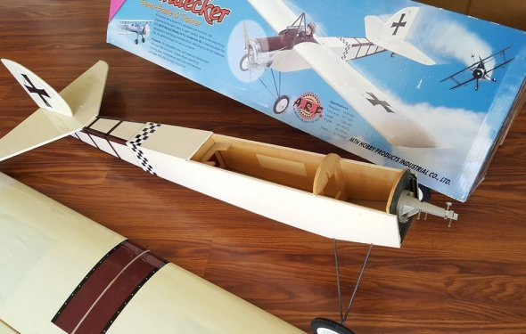 RC Airplane Kit | eBay