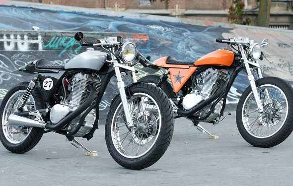 Ryca Motors Motorcycle Kits & Parts | Cafe Racer, Bobber