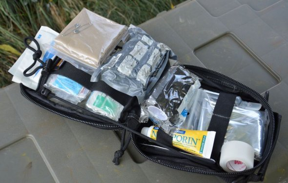 Survival Skills: Build Your Own Trauma Kit | Outdoor Life
