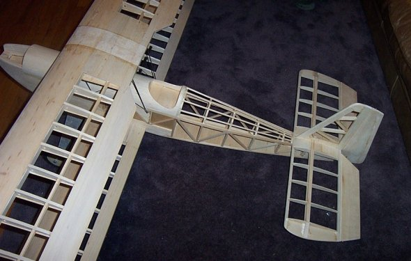 The Balsa Workbench | Helpful hints for building balsa RC