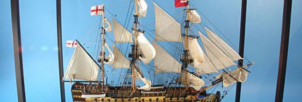 Model Ship kits to build