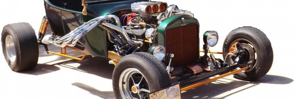 Model t kit cars to build