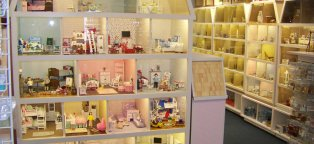 Build your own doll house kits