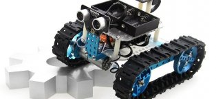 Build your own Robot kit for kids